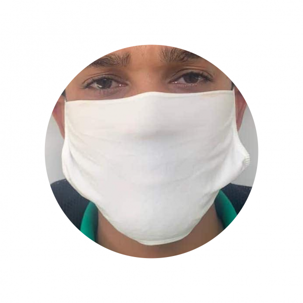 Ear Loop Protective Face Mask / Respirator (COVID-19 Protection)